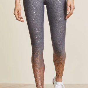 67bb27145f4ad Beyond Yoga Pants - Beyond Yoga Alloy Ombre High Waisted Midi Legging